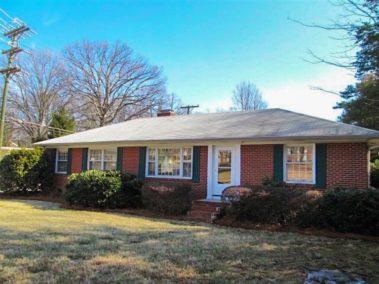 806 N. Josephine Boyd Street (Formerly Westover Terrace) Greensboro, NC 27408